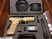 CANIK FIREARMS Pistol TP9SA